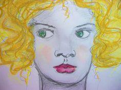 Janie, an Artist on Candy Mountain