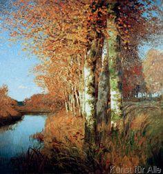 Hans Am Ende - Birken am Moorgraben