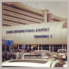 Cairo International Airport (CAI) en Heliopolis, Cairo