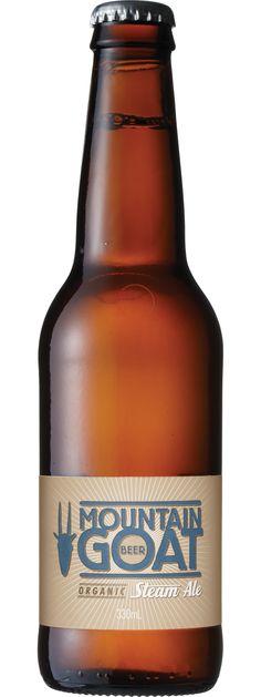 Mountain Goat: Organic Steam Ale