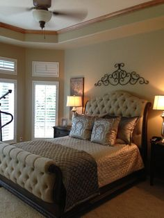 Hooker Furniture Rhapsody!! I love, love, love this bed!
