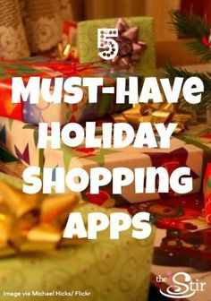 Hands down the BEST apps for holiday shopping http://thestir.cafemom.com/technology/164389/5_musthave_shopping_apps_that?utm_medium=sm&utm_source=pinterest&utm_content=thestir