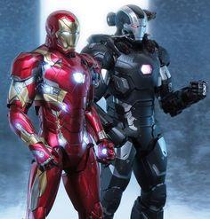 Iron man mk46 / War machine