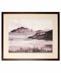 Trowell Waterscape 3 I 24x29.5