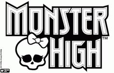 monster high logo coloring pages monster high coloring pages monster high coloring book