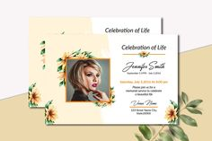 Funeral Invitation, Invitation Card Format, Invitation Card Design, Invitations, Business Card Template Word, Free Business Cards, Life Is Beautiful, Text Style, Program Template