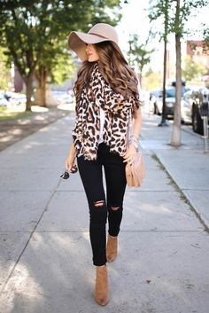 Cute Ways How to Wear a Scarf This Fall ★ See more: http://glaminati.com/ways-how-to-wear-a-scarf/