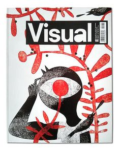 Cover for Visual Magazine - Mar Hernández - Malota - www.malota.es