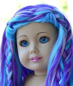 custom american girl dolls