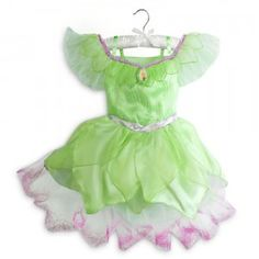 Tinker Bell Costume from The Disney Store