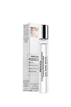"""How Our Beauty Editors Would Spend A $100 Gift Card At Sephora  #refinery29  http://www.refinery29.com/2016/11/131183/what-to-buy-at-sephora-now-holiday-2016#slide-28  """"Margiela's Lazy Sunday Morning is my signature scent — so much so that my own father told me it smells like me. It's a lighter scent, with notes of iris, lily of the valley, rose absolue, and patchouli oil, so I need to reapply it if I go out at night. Instead of stashing an extra bottle at my desk, I carry this rollerball…"""
