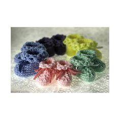 Baby Booties Crochet pattern by Susan Lowman Christmas Knitting Patterns, Crochet Patterns, Universal Yarn, Baby Scarf, Sport Weight Yarn, Plymouth Yarn, Cascade Yarn, Paintbox Yarn, Crochet Baby Booties