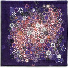 stars, home, quilt, blanket, etsy, $3800, purple, pink, flower