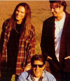 Glenn, Don, and Timothy
