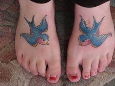 Cute Bird tattoo!