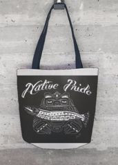 Native Pride Tote: What a beautiful product!