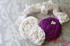 rosette garter