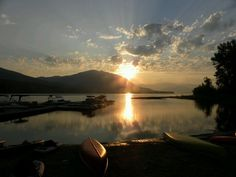 Shuswap Lake where I'm from