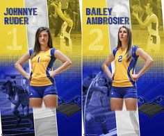 Do you have a player that plays multiple sports? Need a poster or banner that shows all their athletic ability? Volleyball Team Pictures, Play Volleyball, Soccer Boys, Basketball Teams, Kids Sports, Team Schedule, Team Motivation, Sports Posters, Senior Gifts