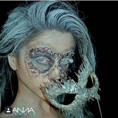 Gory ice masquerade