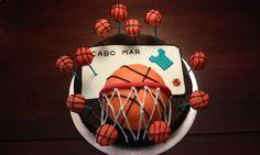 Tarta de baloncesto , las tartitas de Alexia