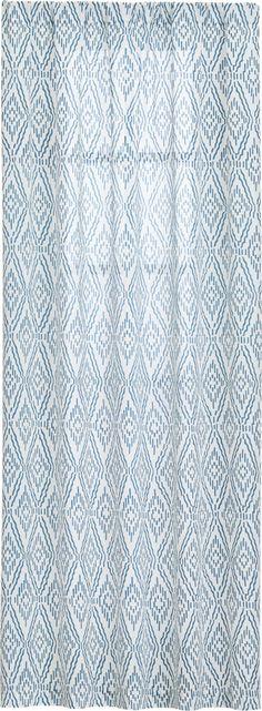 Kiran Curtain Panels  | Crate and Barrel