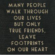 Footprints <3 ...perfect for a plaque