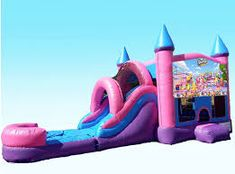 Rent the best bounce houses in Arizona. We deliver to Phoenix, Mesa, and many other areas in Arizona. We have your bounce house or inflatable party rentals! Bounce House Parties, Bounce House Rentals, Pink Castle, Safety Precautions, Water Slides, Rebounding, Playground, Things That Bounce, Party Themes