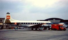 Photo of BEA - British European Airways Corporation Viscount G-AMOI