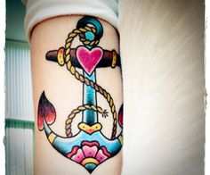 loving anchors and what they represent