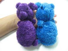 no sew sock bears