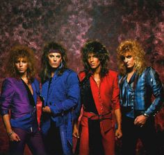Dokken- Opened for Aerosmith Cow Palace,SF
