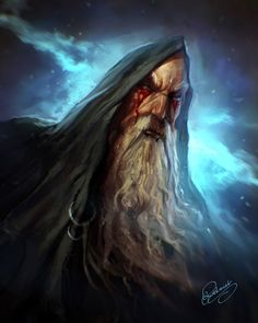 ~ u can be everything. so... will u become an old thing? Mage by 88grzes.deviantart.com on @deviantART
