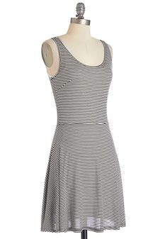 Modcloth Schooner Than You Think Dress