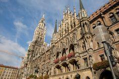 Gal Meets Glam - 2014 November 11 - Shades Of Grey In Munich, Location: Munich, Germany TO DO: Marienplatz / Englischer Garten / museums- Brandhorst, Pinakothek and Neu Pinakothek (fyi- you can buy a day pass for all three)
