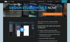 Flite, utilidad web gratuita para crear anuncios y animaciones HTML5