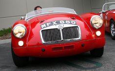 MGA 1960 Garage
