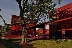 Serpentine Gallery Pavilion 2010 Designer: Jean Nouvel Location: London, UK Image Credits: Philippe Ruault