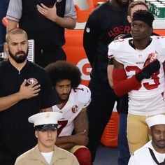 Sports: Colin Kaepernick Denies Rumors of Conversion to Islam