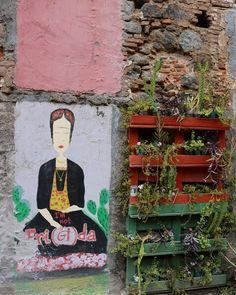#Catania è una città che ti lascia completamente senza parole. C'è il barocco che con i suoi fronzoli disegna le piazze e le grandi vie c'è il profumo dei dolci che dalle vetrine danno spettacolo pietra scura che riveste pavimenti e muri c'è l'anima dell'Etna che anima ogni locale l'accento inconfondibile che ti accompagna fra le risate...e poi c'è la street art uno spirito malinconico e hippie riservate e dimenticate zone che diventano agli occhi di chi le visita la prima volta il posto più…