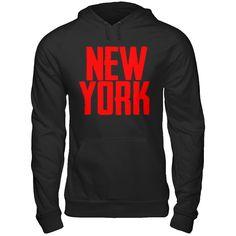 NEW YORK HOODIE Hoodie, Hoodies, Crow, Blouse