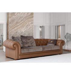 Fortune collection by tecninova - sofa 1735