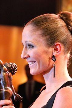 Daniela Ryf at credit suisse sports awards http://newinzurich.com/2015/12/credit-suisse-swiss-sports-awards-2015/