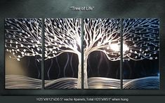 Original Metal Wall Art INDOOR OUTDOOR DECOR by by zenartstudio, $199.00