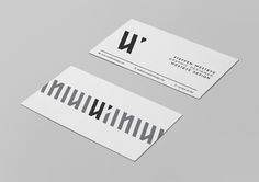Business card - Westbye Design