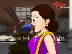 Telugu Padyalu: Abheera 2D Animated Serial Episode 29