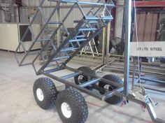 Homemade atv trailer - Honda Foreman Forums : Rubicon, Rincon, Rancher and Recon Forum
