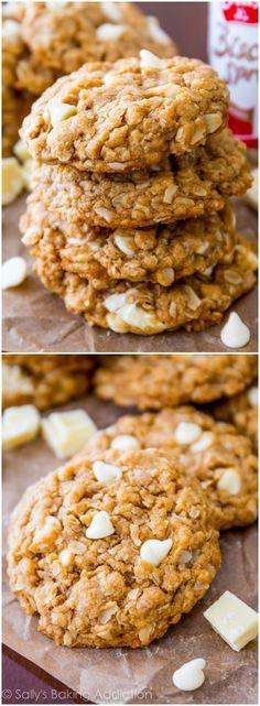 No-Bake Biscoff Chocolate Chunk Cookies | Chocolate Chunk Cookies ...