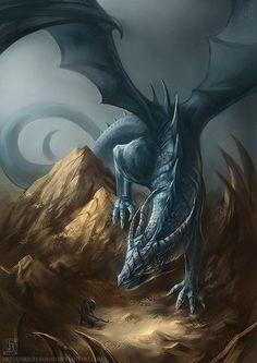 Kreative Fantasy-Illustrationen von uniqueLegend 841