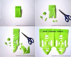 Papel Picado DIY TUTORIAL. A really good one.